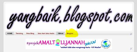 Di mana Bloglist YangBaik