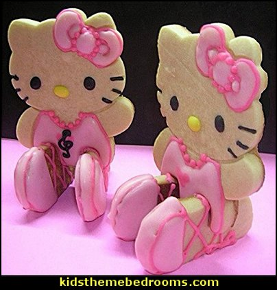 Adorable Hello Kitty 3D Cookie Cutter Cute Cookie Sandwich Stamp Stencil Press Mold