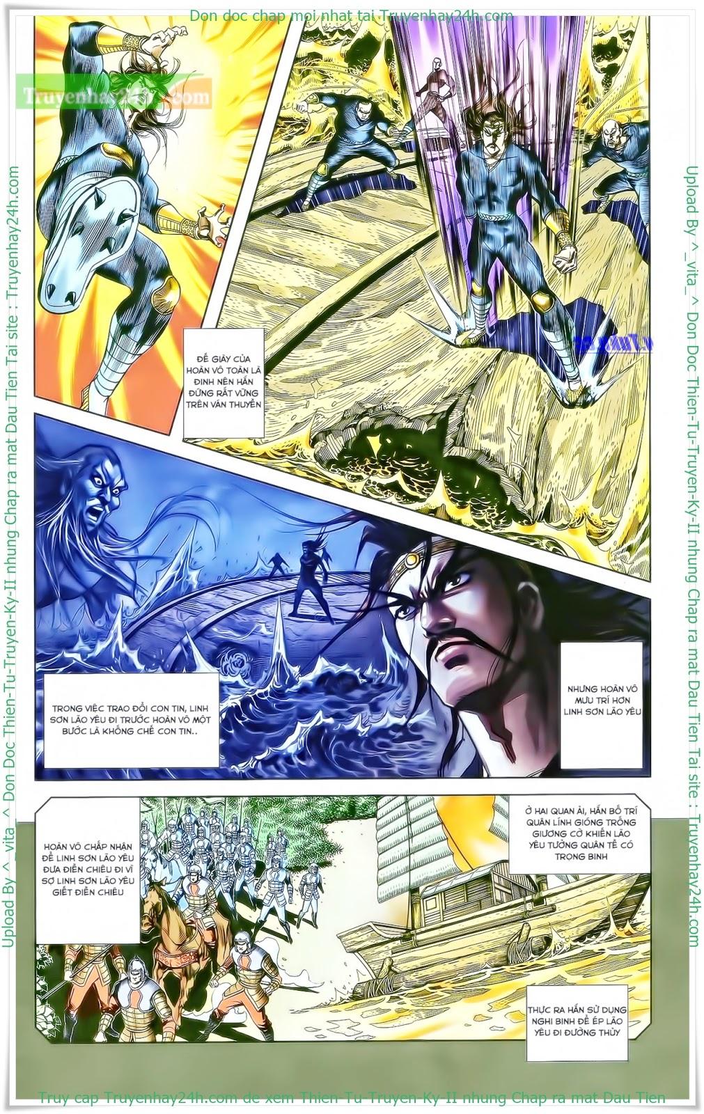 Tần Vương Doanh Chính chapter 27 trang 14