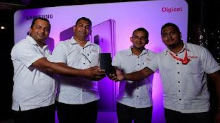 Digicel Fiji launches Superfast 4G+ network, Samsung S9, S9+ smartphones
