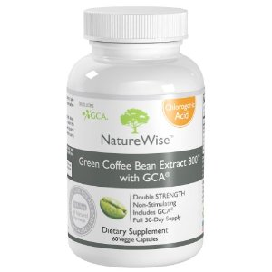 Naturewise Green Coffee Bean Extract Reviews Does It Work