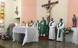 Paróquias de Iramaia e Tanhaçu