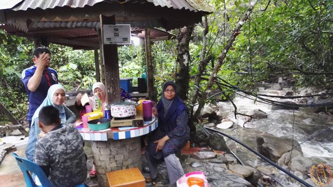 Salak Denai Chalet, Yan Kedah