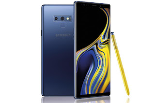 Samsung galaxy Note 9 The best Note taking smartphone