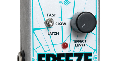 continual riff guitar pedal reviews and worship thoughts ehx freeze pedal review. Black Bedroom Furniture Sets. Home Design Ideas
