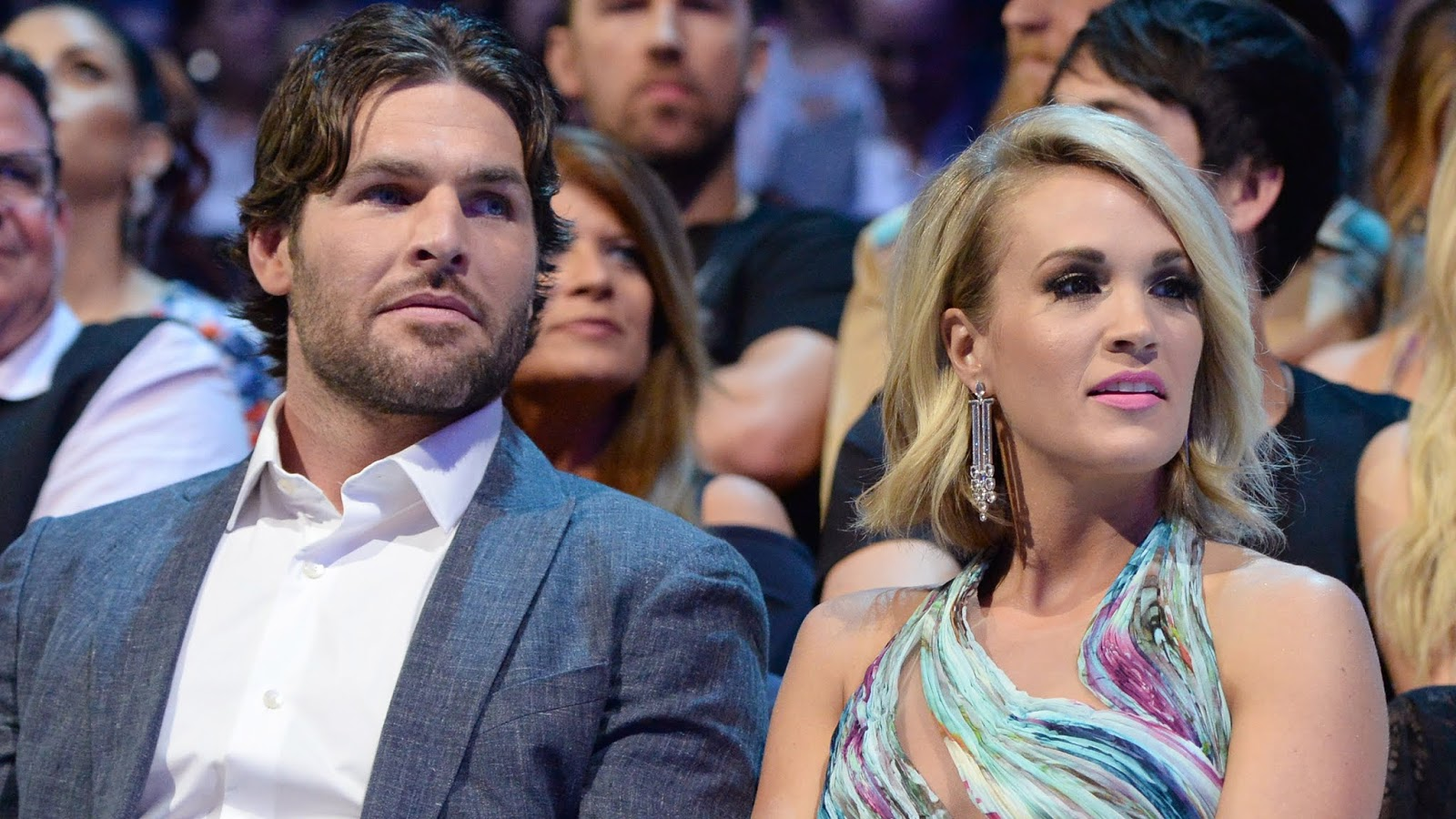 who is dating mike fisher