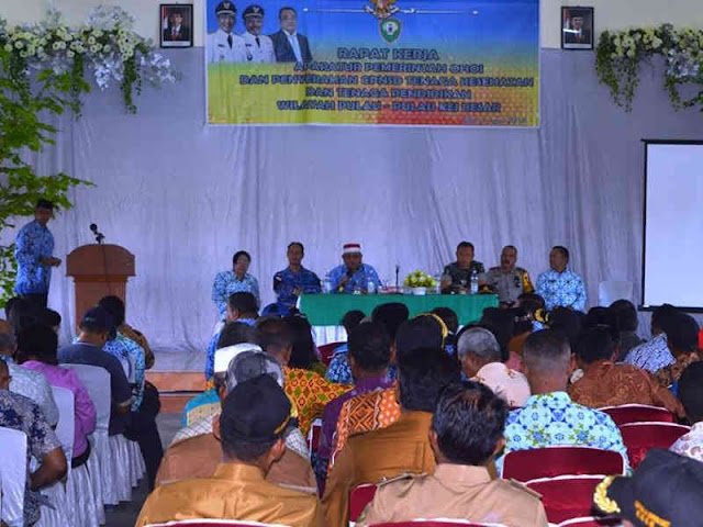 Petrus Beruatwarin Ungkap 54 Destinasi Wisata di Maluku Tenggara