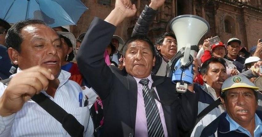 Maestros del SUTER Cusco suspenden huelga indefinida