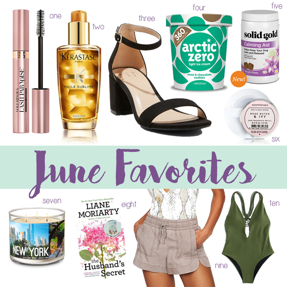 june favorite purchases