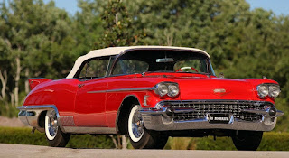 1958 Cadillac Eldorado Biarritz Front Right