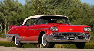 1958 Cadillac Eldorado Biarritz Front Right