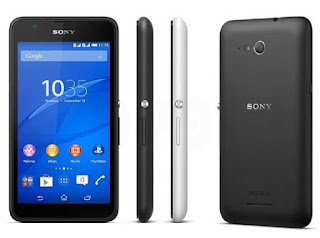 Harga Sony Xperia E4g Dual, Layar 4,7 Inches Berbalut Scratch-resistant Glass
