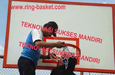 jual papan pantul basket HDPE