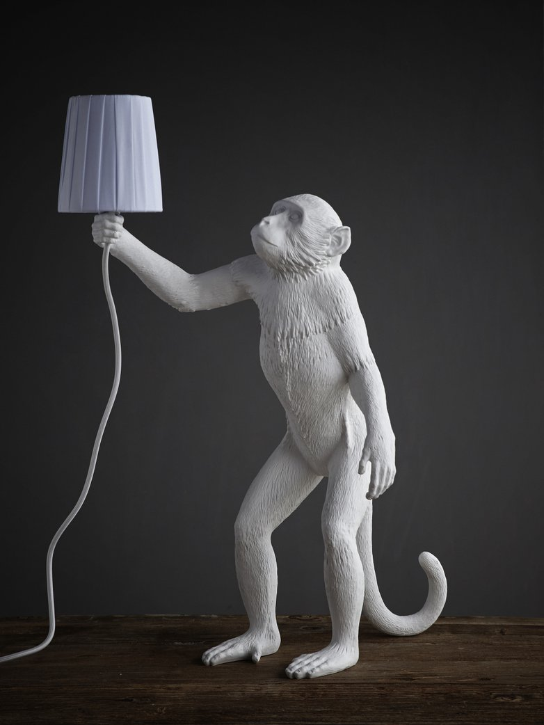 Seletti - Monkey Lamp Stand