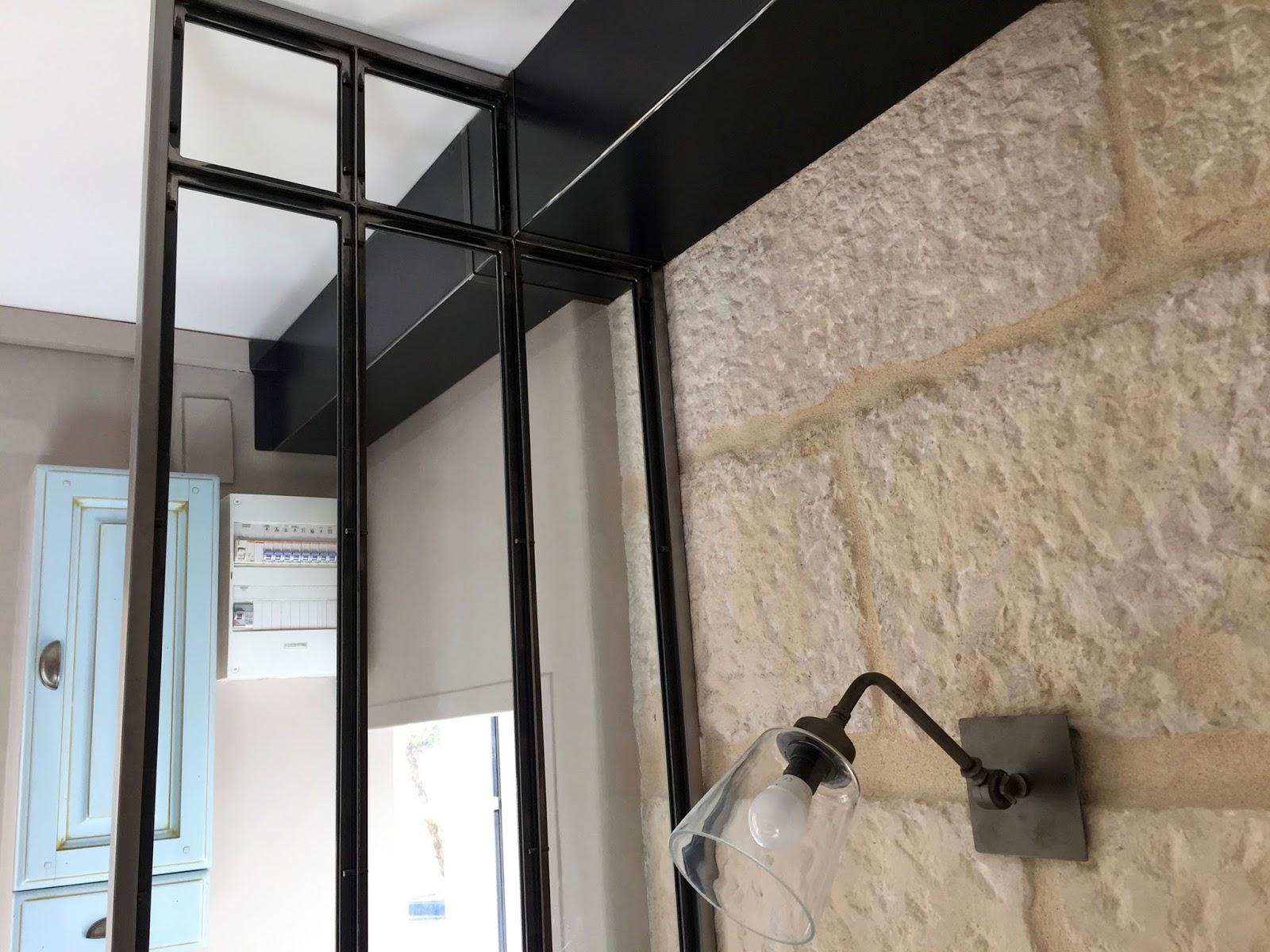 ferronnerie m tallerie serrurerie 79 deux s vres l 39 art du fer play fen tre verri re fixe 3. Black Bedroom Furniture Sets. Home Design Ideas