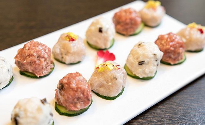 Handmade Meatball Combo