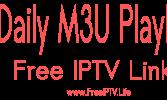 Free IPTV M3U Playlist 23 October 2017 New