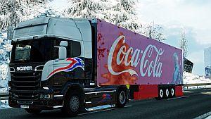 Coca-Cola Schmitz trailer