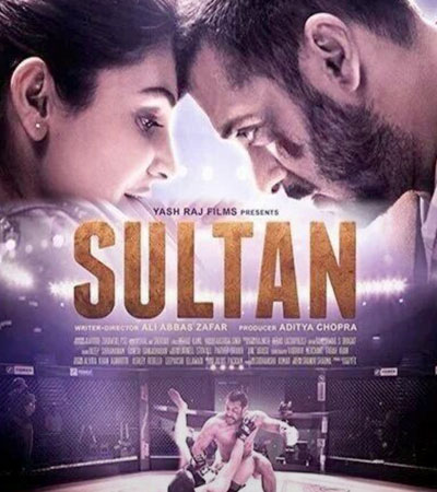 Salman Khan, Anushka Sharma Hindi Movie Sultan 2016 highest-grossing opening Day.