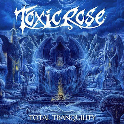 Toxicrose - Total Tranquility - cover album - 2016