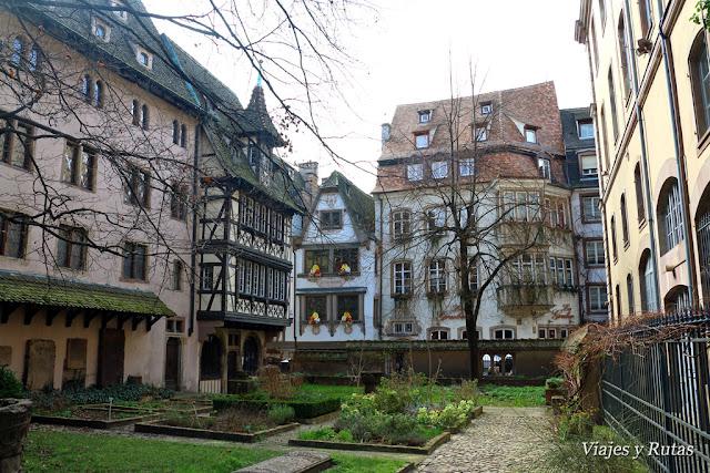 Museo de la obra de Notre Dame, Estrasburgo