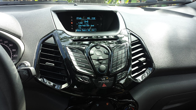 Ecosport Stereo