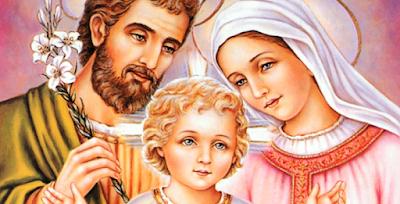 Cantos missa da Sagrada Família