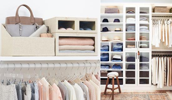 Blog De Ambar Muebles Trucos Practicos Para Organizar Tu Armario - Como-organizar-un-vestidor