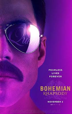 Sinopsis film Bohemian Rhapsody (2018)