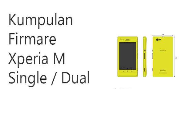firmware xperia m