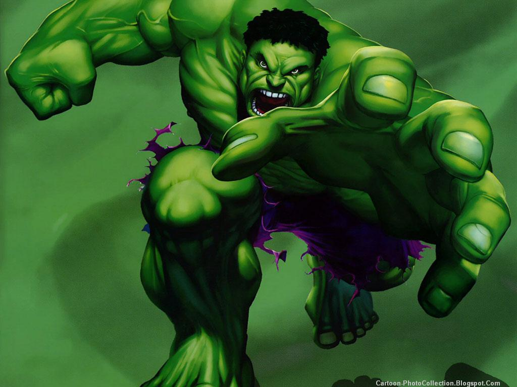 Hulk Cartoon Photos And Wallpapers
