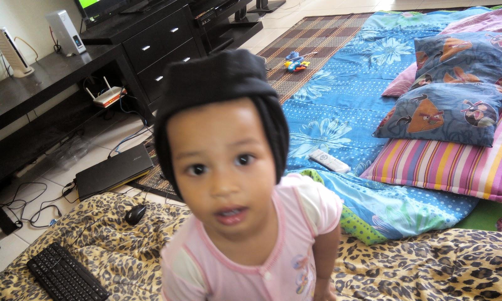 Mama Arfan Alma November 2014