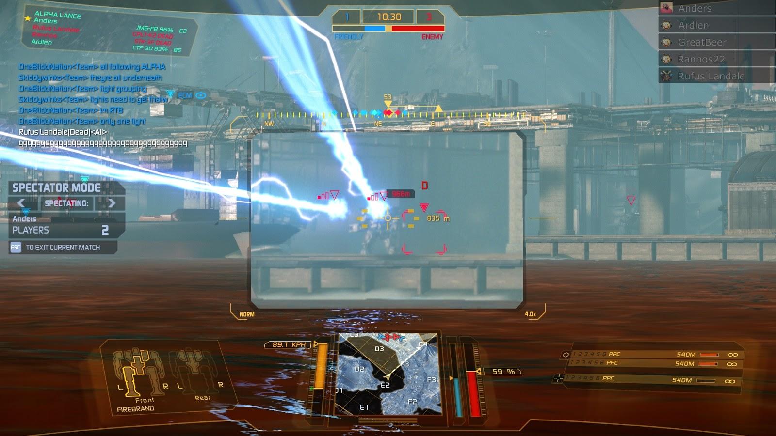Wargame Dork: Mechwarrior Online Update Post: No Longer Beta
