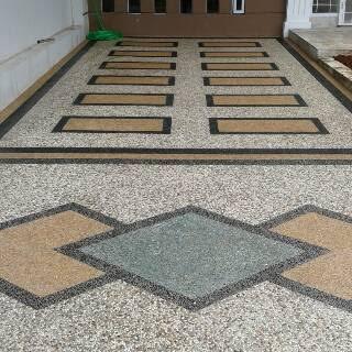 Jasa Tukang Batu Carport Batu Koral Sikat Di Malang Tukang Batu Alam Batu Carport Koral Sikat Di Kota Malang Salwa Alam Art