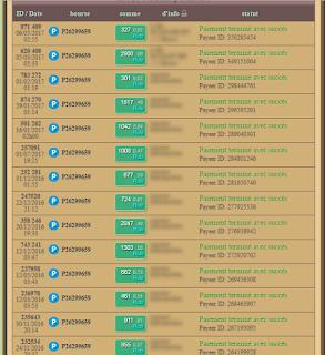 التحديث الجديد مع تبات سحب اكثر من 890 دولار من موقع goldenmines