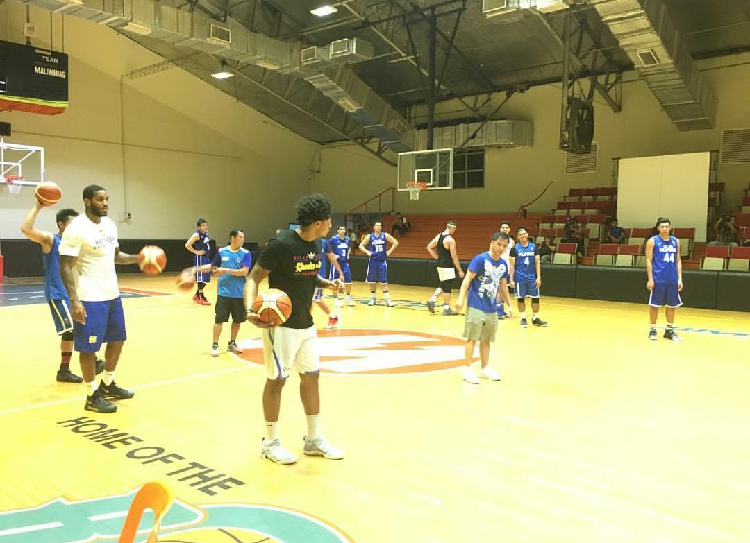 Gilas Pilipinas SEA Games 2017 lineup