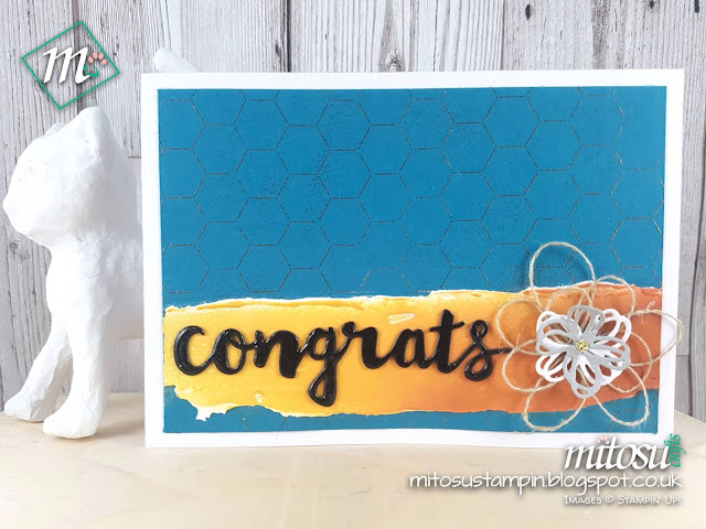 Sunshine Wishes Stampin' Up! Jay Soriano Mitosu Crafts Order Stampinup UK Online Shop 2
