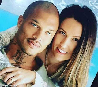 Hot Felon Jeremy Meeks and billionaire heiress Chloe Green