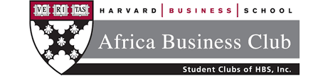 HBS Africa Business Club New Venture Competition