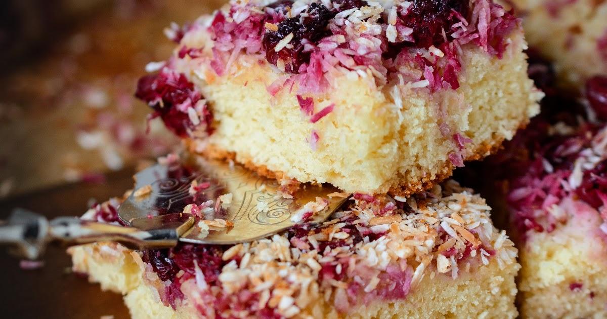 Ina Coconut Cake