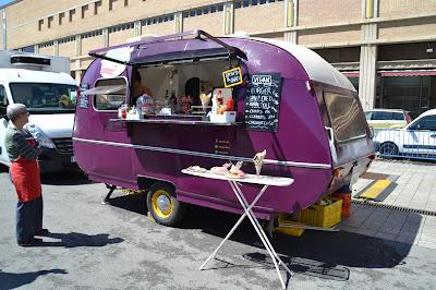 Foodtrucks - Handmade Festival de Barcelona 3