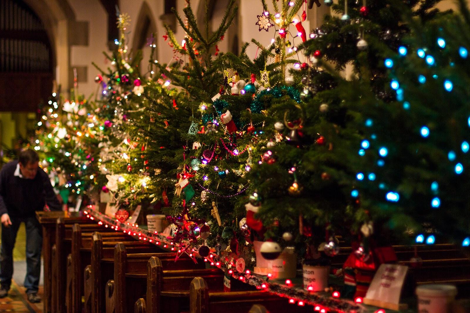 Live It . Love It . Make It.: Christmas Tree Festival