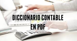 DICCIONARIO CONTABLE PDF