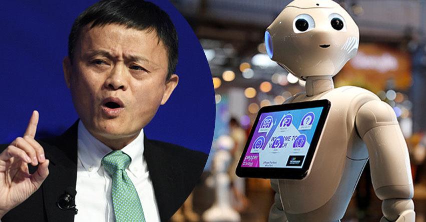 La inteligencia artificial podría provocar una Tercera Guerra Mundial, advierte Jack Ma, fundador de Alibaba