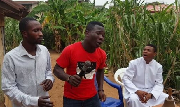 comedy video woli agba