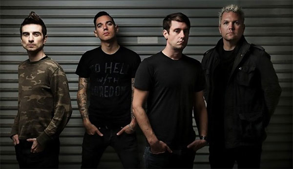"""Anti-Flag release live video for """"Death Of A Nation"""""""