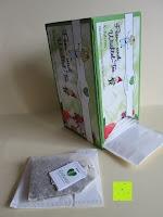 Teebeutel: GrüNatur Gesundheitsapotheke - Feen- und Wichtel-Tee