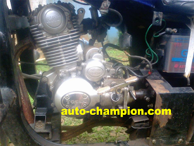 sparepart motor tossa