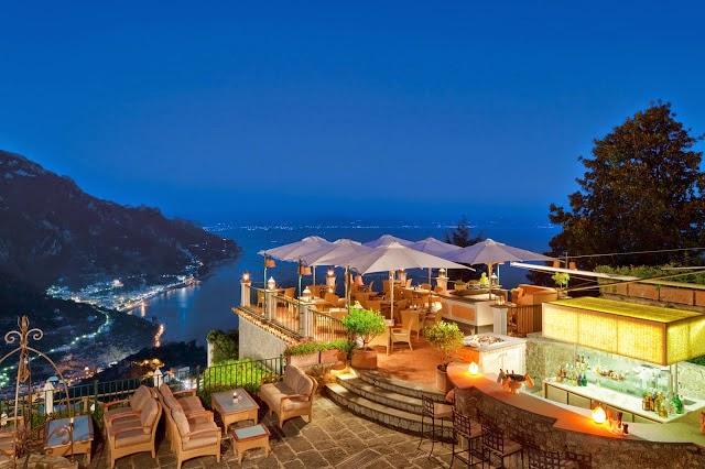 Passion for luxury palazzo avino italian paradise at the for Hotel luxury amalfi