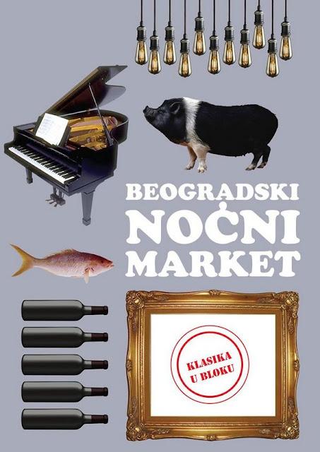 """Beogradski noćni market - """"Klasika u Bloku"""""""